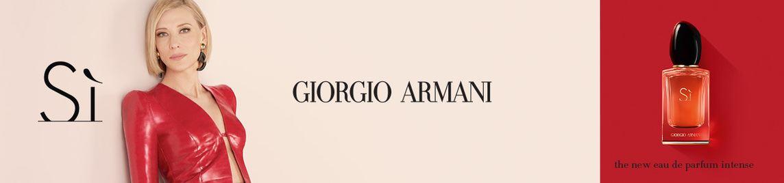 Giorgio Armani Tuoksut naiselle banner