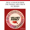 Bourjois Rouge Edition Velvet Lipstick 6,7 ml ─ 33 Brun'croyable