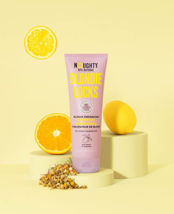 Noughty Blondie Locks Shampoo 250 ml