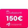 Lahjakortti – 150 €