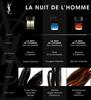 Yves Saint Laurent La Nuit De L'Homme Eau De Toilette 100 ml