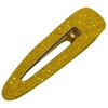 Hairclip Glitter ─ 23 Yellow