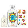 Calvin Klein CK One Ltd Summer Eau De Toilette 100 ml/CK One 15 ml