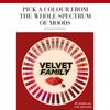 Bourjois Rouge Edition Velvet Lipstick 6,7 ml ─ 19 Jolie-De-Vin