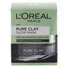 L'Oréal Paris Pure Clay Glow Mask Black 50 ml