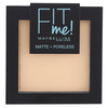 Maybelline Fit Me Matte & Poreless Powder – 105 Natural Ivory