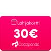 Lahjakortti – 30 €
