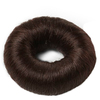 Bravehead Synthetic Hair Bun Small Brown
