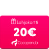 Lahjakortti – 20 €