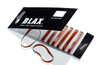 Blax Snag-Free Hair Elastics 4 mm 8pcs – Amber