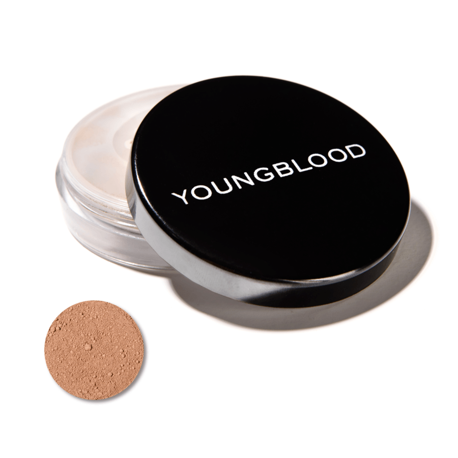 Youngblood Natural Loose Mineral Foundation – Sunglow 10g