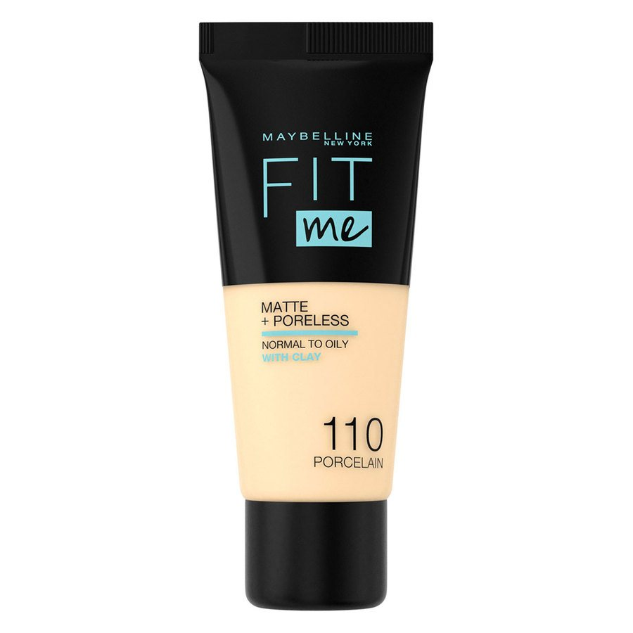 Maybelline Fit Me Matte + Poreless Foundation 110 30 ml