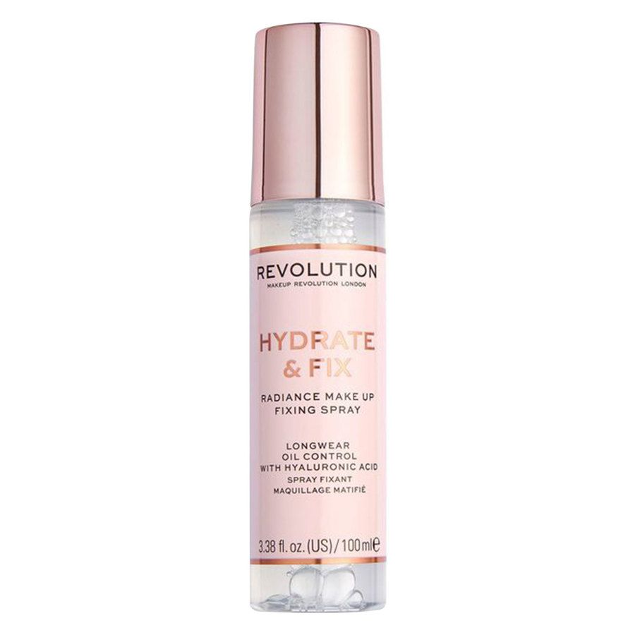 Make Up Revolution Hydrate & Fix Fixing Spray 100 ml