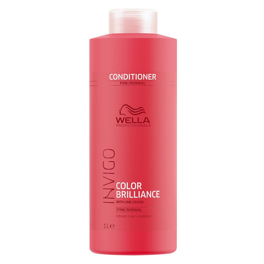 Wella Professionals Invigo Color Brilliance Conditioner Fine Hair 1 000 ml