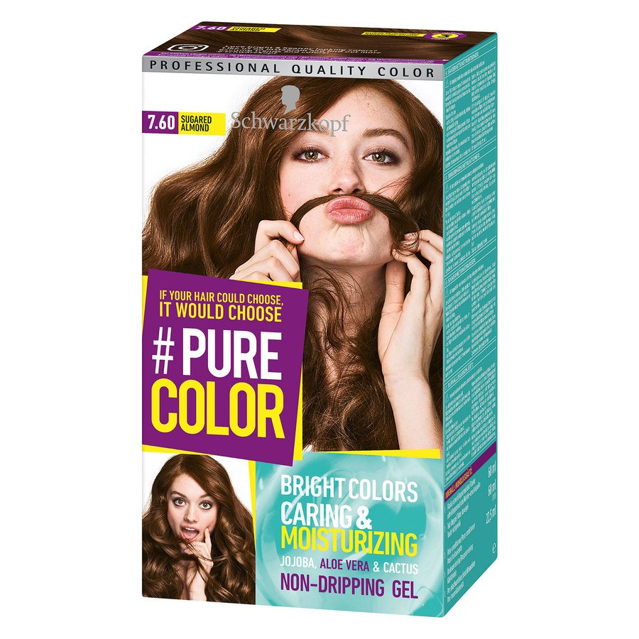 Schwarzkopf Pure Color 142 g ─ 7.60 Sugared Almond
