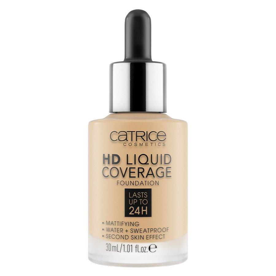 Catrice HD Liquid Coverage Foundation 30 ml – Golden Beige 037