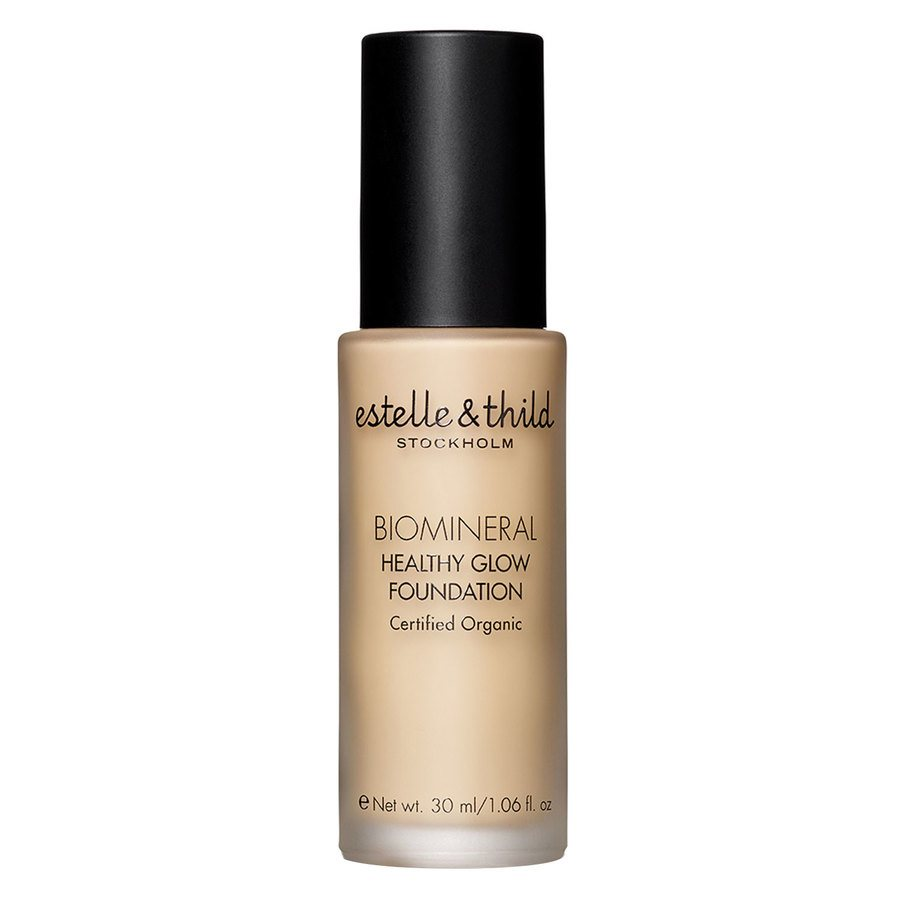 Estelle & Thild BioMineral Healthy Glow Foundation 30 ml ─ #123