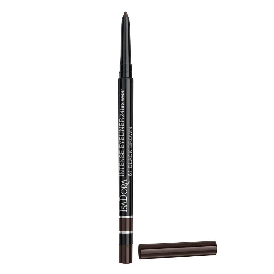 IsaDora Intense Eyeliner 0,35 g - #61 Black Brown