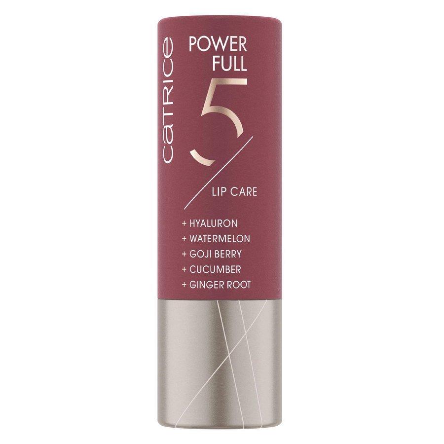 Catrice Power Full 5 Lip Care 3,5 g – Addicting Cassis 040