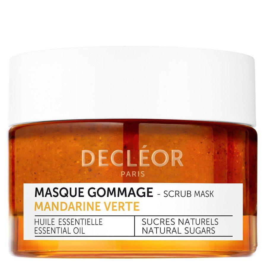 Decléor Green Mandarin Scrub Mask 50 ml