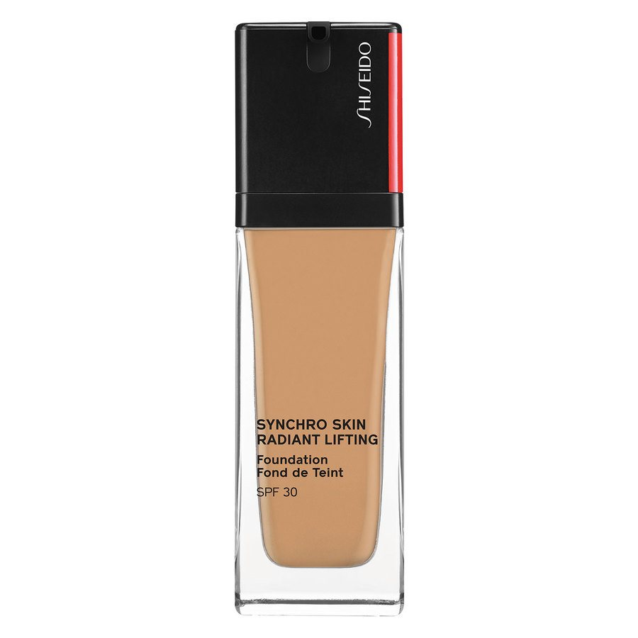 Shiseido Synchro Skin Radiant Lifting Foundation SPF 30 30 ml – 350 Maple
