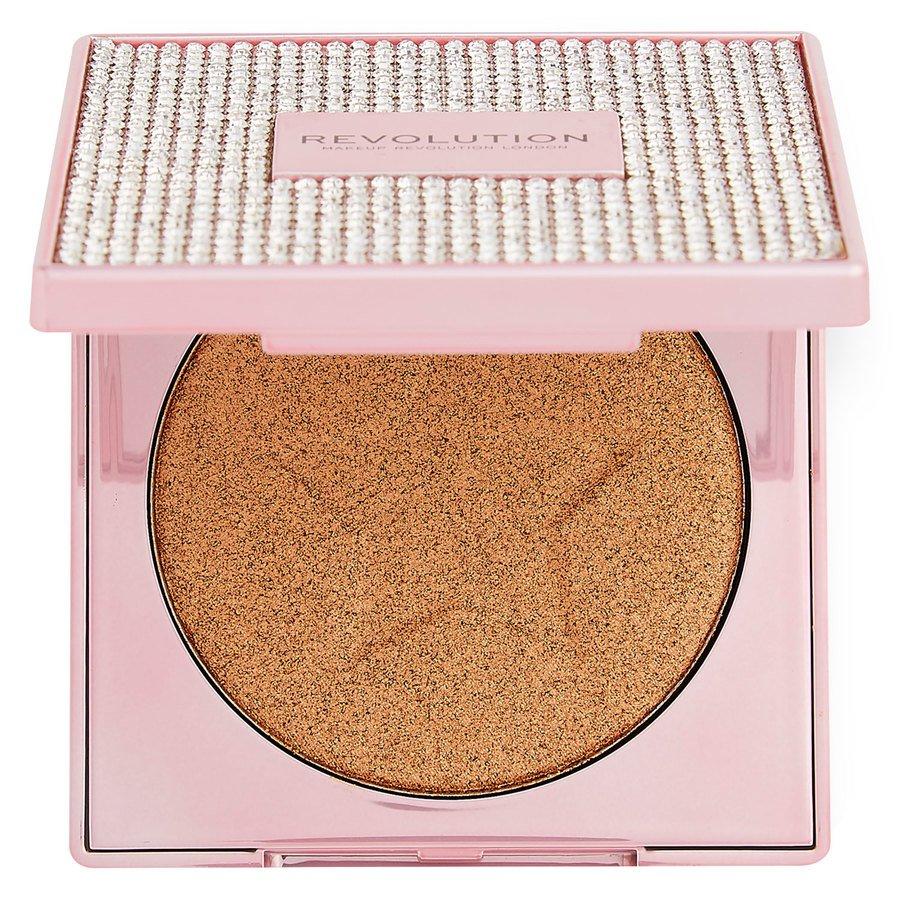Makeup Revolution Precious Glamour Illuminator 8 g ─ She's Lavish