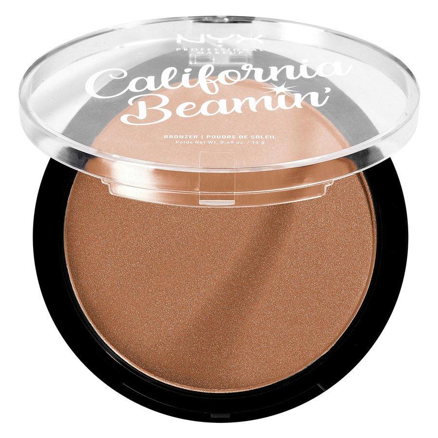 NYX Professional Makeup California Beamin' Face & Body Bronzer 14 g - Sunset Vibes