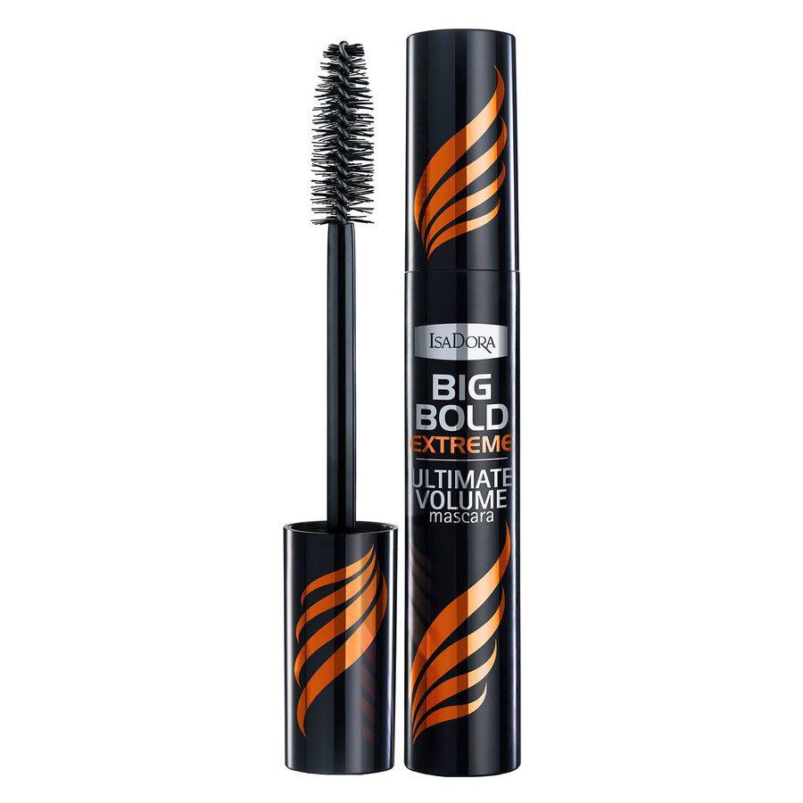 IsaDora Big Bold Super Volumizing Mascara 14 ml – 15 Extreme Black