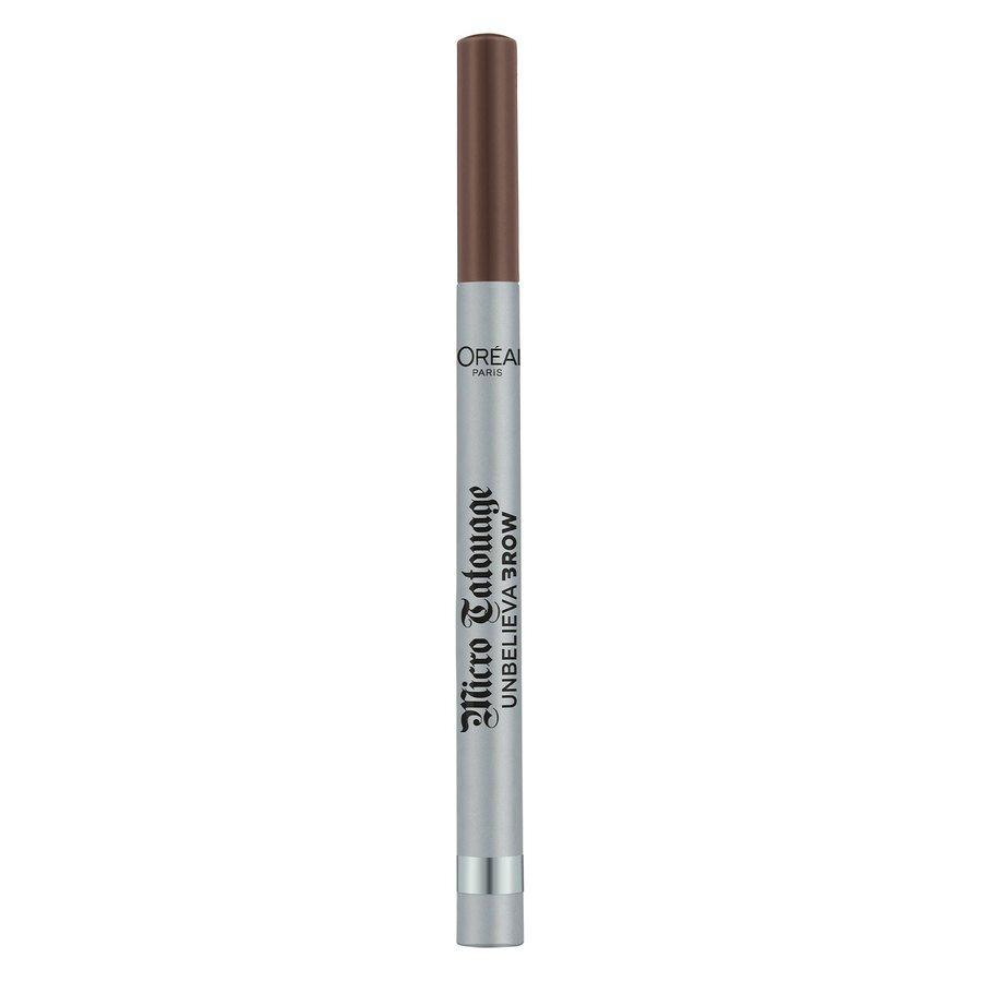 L'Oréal Paris Unbelieva'Brow Micro Tatouage 1 g – Dark Brunette