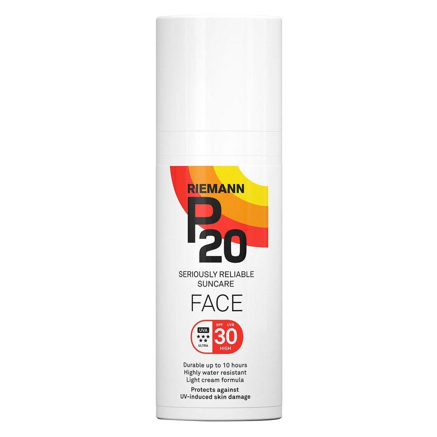 Riemann P20 Face SPF30 50 ml  (Cream Lotion)