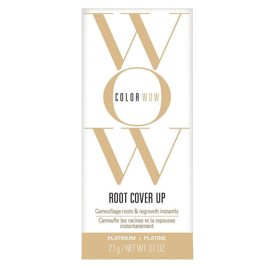 Color Wow Root Cover Up 2,1 g - Platinum