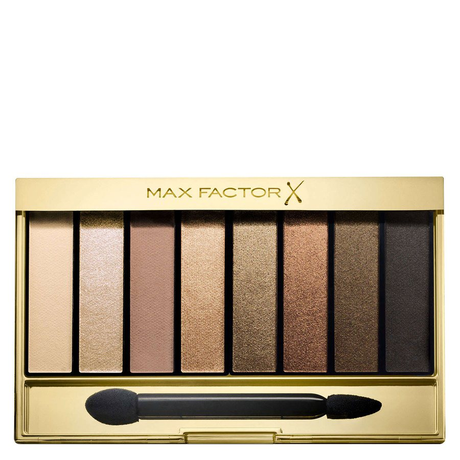 Max Factor Eye Shadow Nude Palette 6,5 g – 02 Golden Nudes