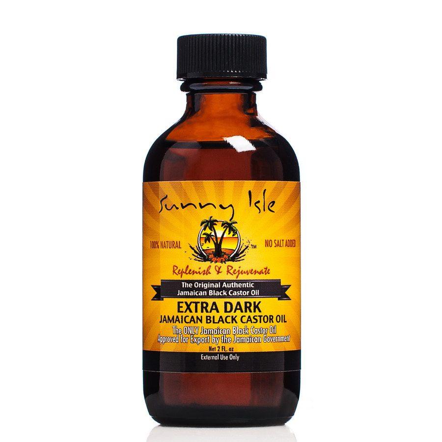 Sunny Isle Extra Dark Jamaican Black Castor Oil 60 ml