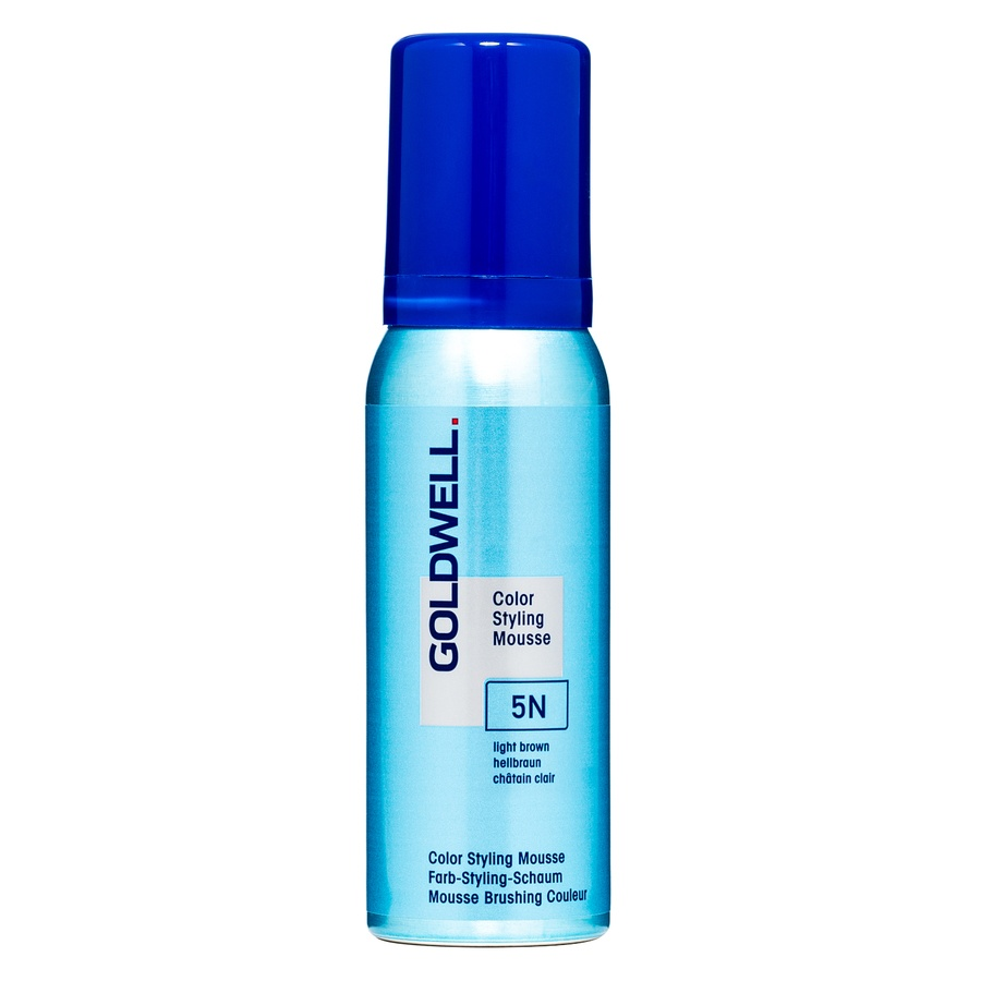 Goldwell Color Styling Mousse 75 ml - 5N Light Brown