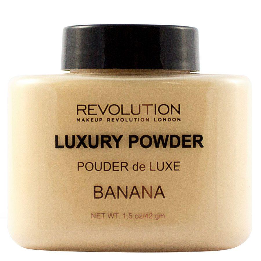Makeup Revolution Luxury Baking Powder Banana 42 g