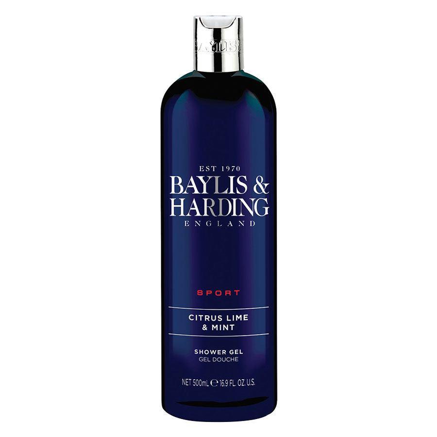 Baylis & Harding Men's Citrus Lime & Mint Shower Gel 500 ml