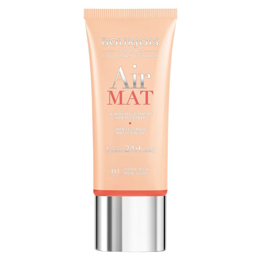 Bourjois Air Mat Foundation 30 ml ─ 01 Rose Ivory