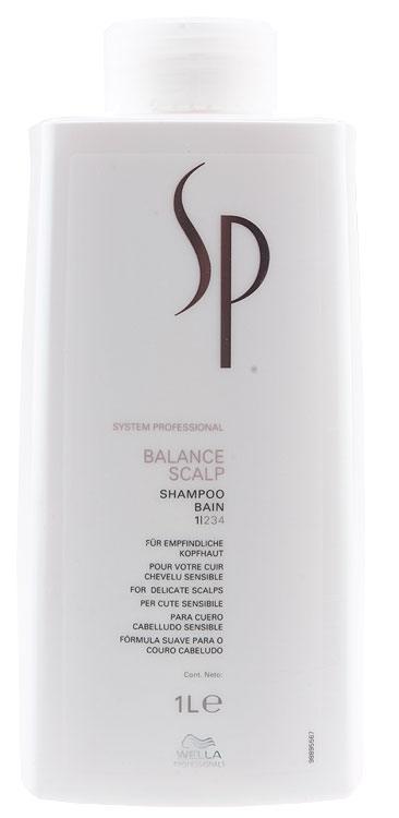 Wella SP Balance Scalp Shampoo 1000 ml