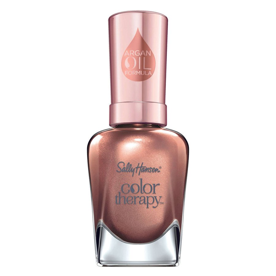 Sally Hansen Color Therapy 14,7 ml ─ #194 Burnished Bronze