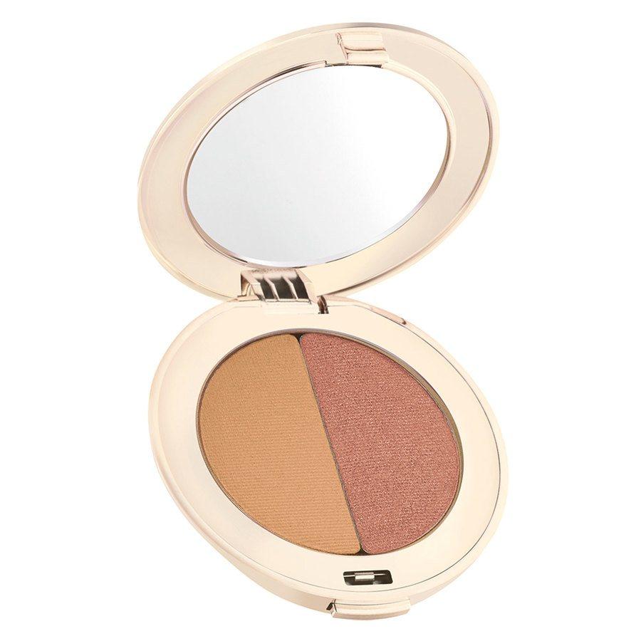 Jane Iredale PurePressed Duo Eye Shadow 2,8 g ─ Golden Peach