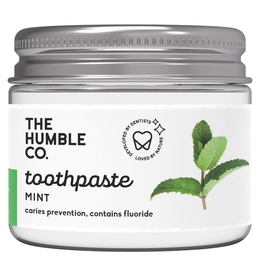 The Humble Co Humble Natural Toothpaste In Jar 50 ml – Fresh Mint