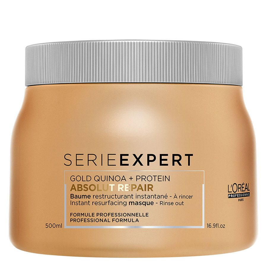 L'Oréal Professionnel Absolut Repair Gold Instant Resurfacing Masque 500 ml
