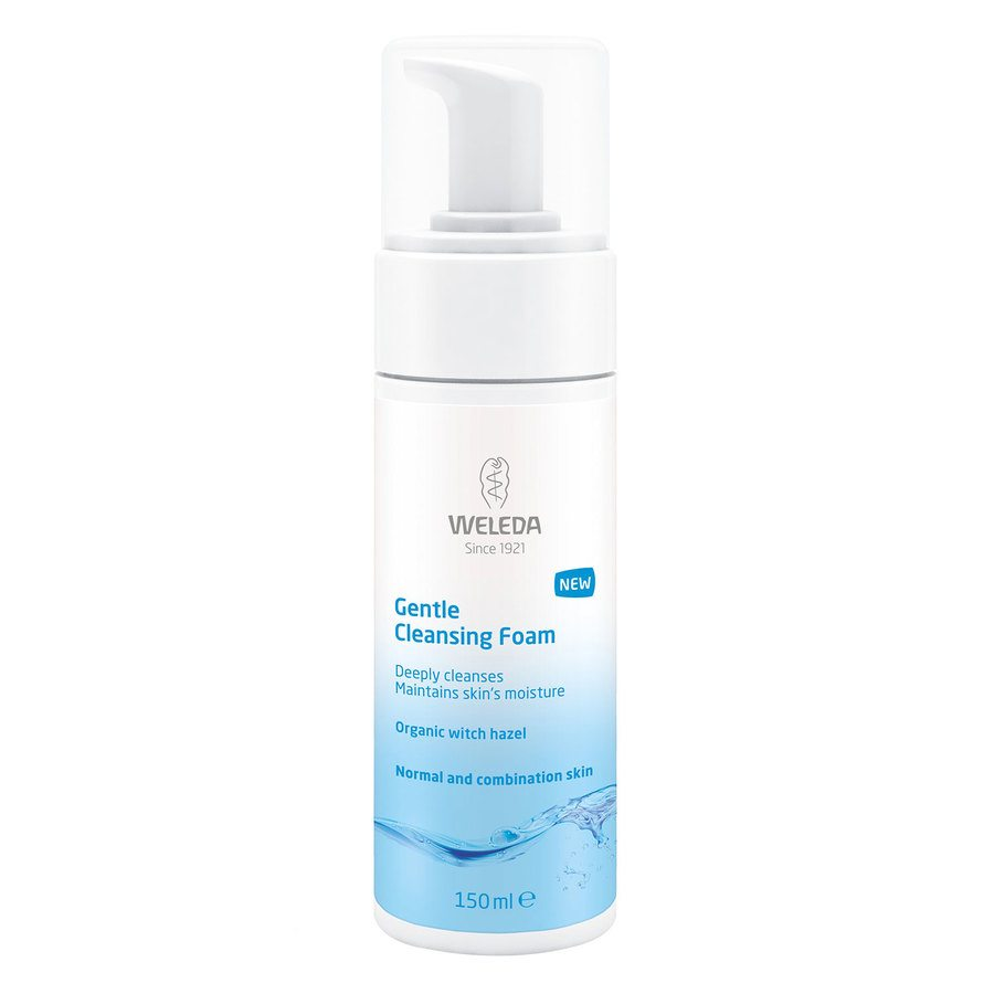 Weleda Gentle Cleansing Foam 150 ml