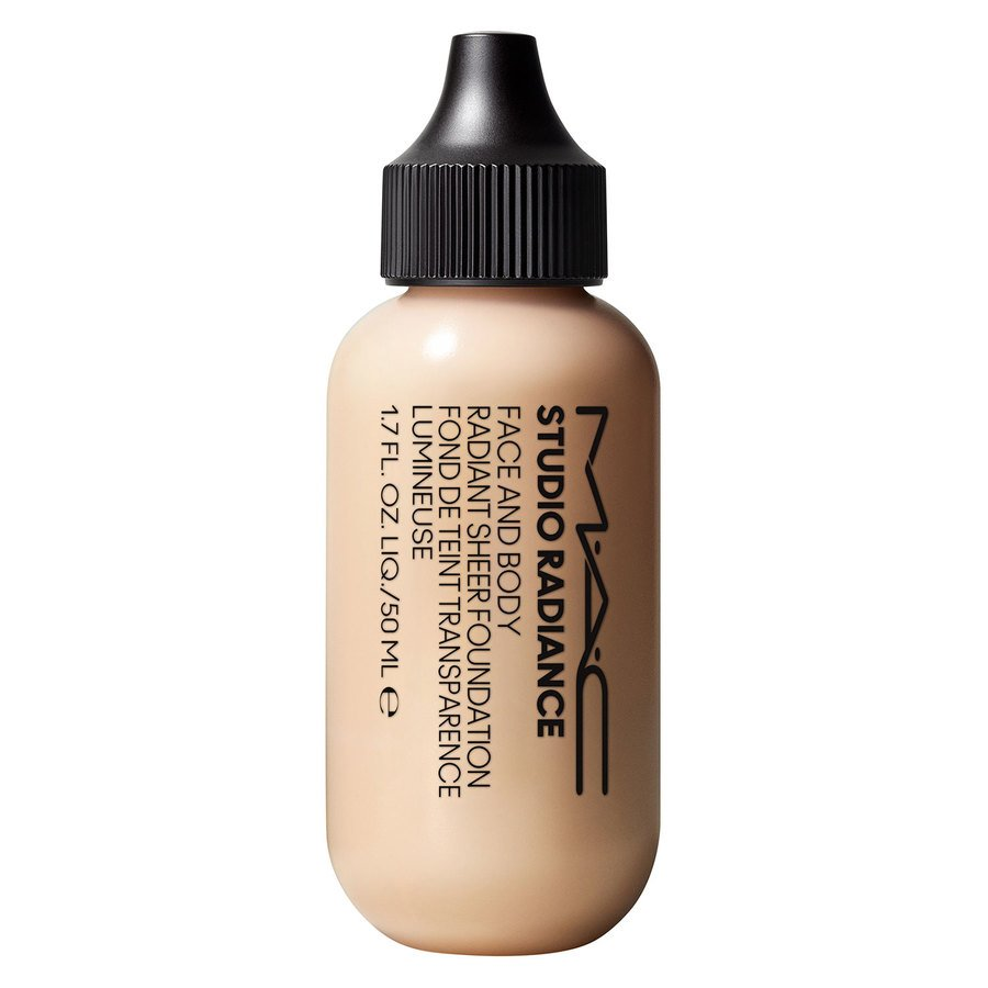 MAC Cosmetics Studio Radiance Face And Body Radiant Sheer Foundation 50 ml ─ C0
