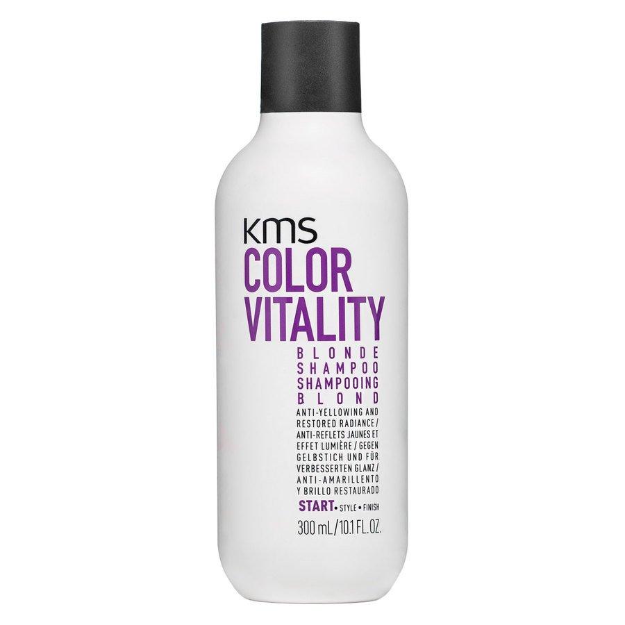 KMS California Color Vitality Blonde Shampoo 300ml