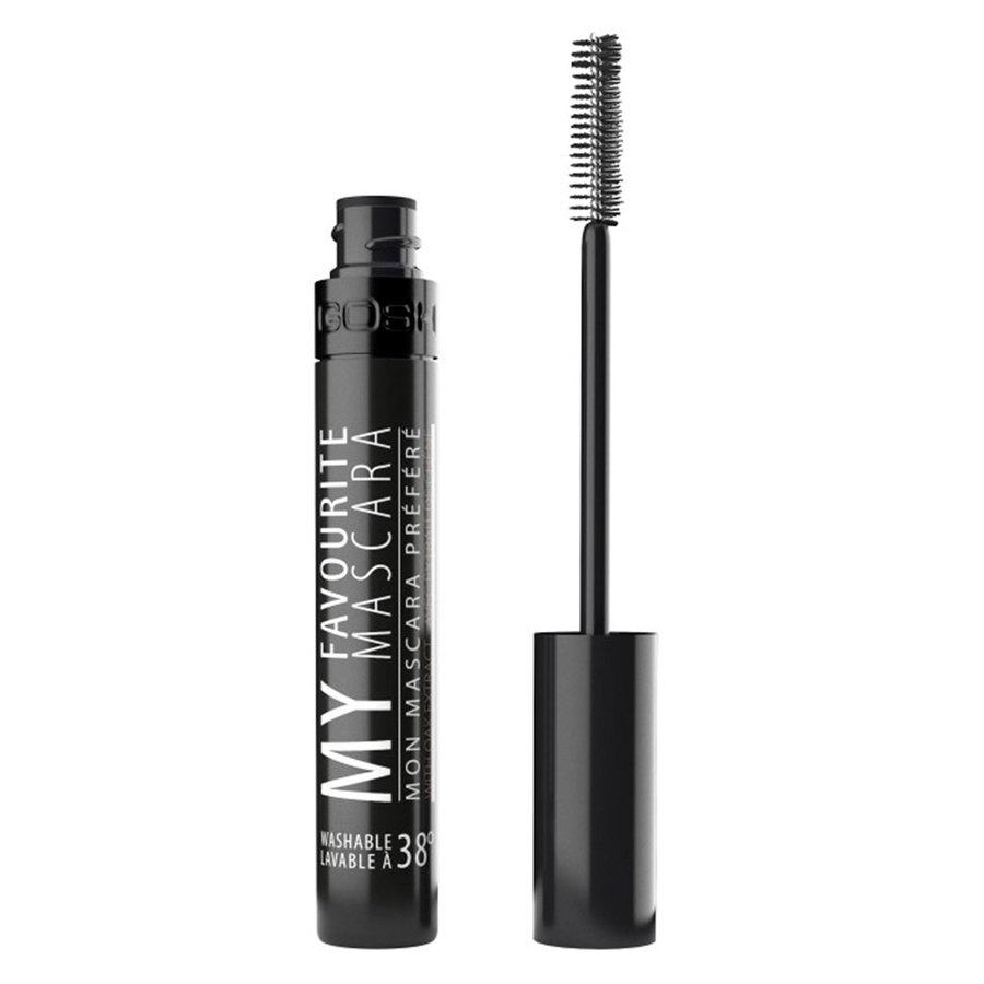 GOSH My Favourite Mascara 10 ml ─ #001 Black