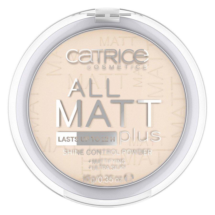 Catrice All Matt Plus Shine Control Powder 10 g – Transparent 010