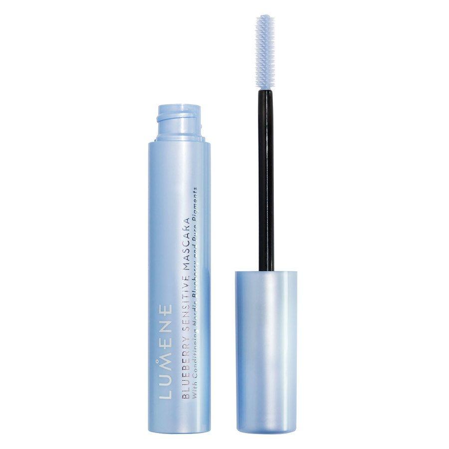 Lumene Blueberry Sensitive Mascara 9 ml – Black