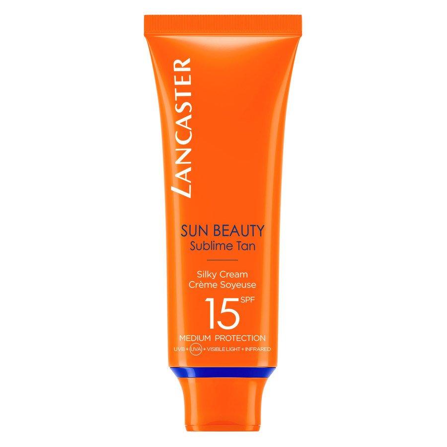 Lancaster Sun Beauty Sublime Tan Silky Cream SPF15 50 ml