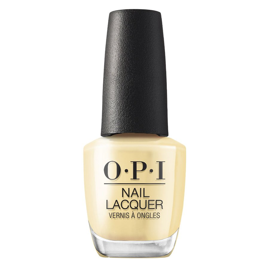 OPI Spring Hollywood Collection Nail Lacquer 15 ml ─ NLH005 Bee-hind The Scenes